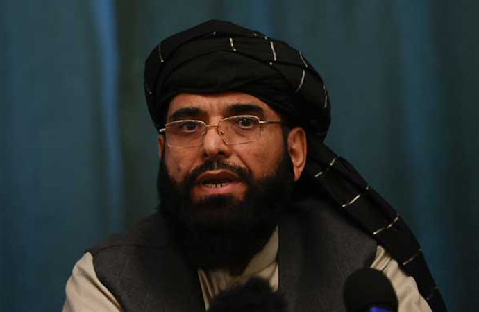 Şahin'den Çin kanalına demeç: Taliban Çin'le iş birliği yürütmek istiyor