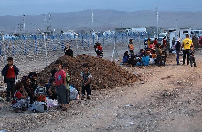 Uluslararası Af Örgütü: Suriye'ye dönenler şiddet ve işkence görüyor