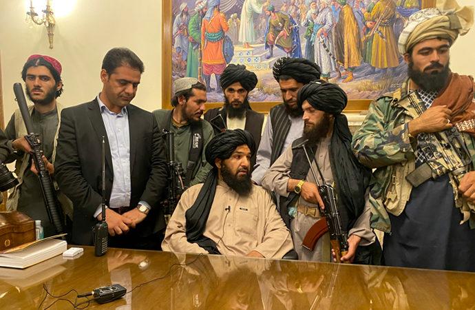 Umutlarımızı ya da Korkularımızı Taliban'a Yükledik