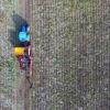 Belediyeden çiftçiye tarım araçları kiralama yardımı