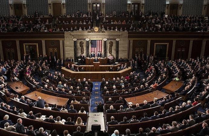 İsrail'e yapılacak kesinti reddedildi, 9'a karşı 409 oyla meclisten geçirildi