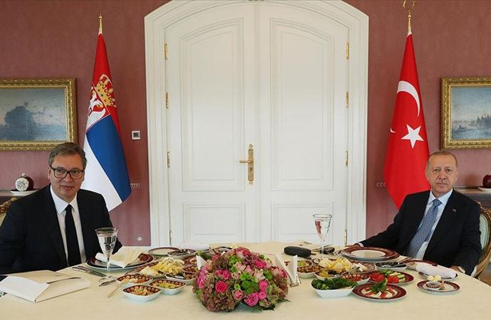 Sırbistan Cumhurbaşkanı İstanbul'da