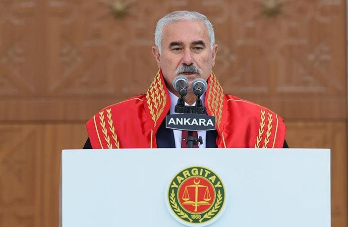 Yargıtay Başkanı Akarca: Yeni Anayasa, bir toplumsal sözleşme metni olarak düzenlenmeli