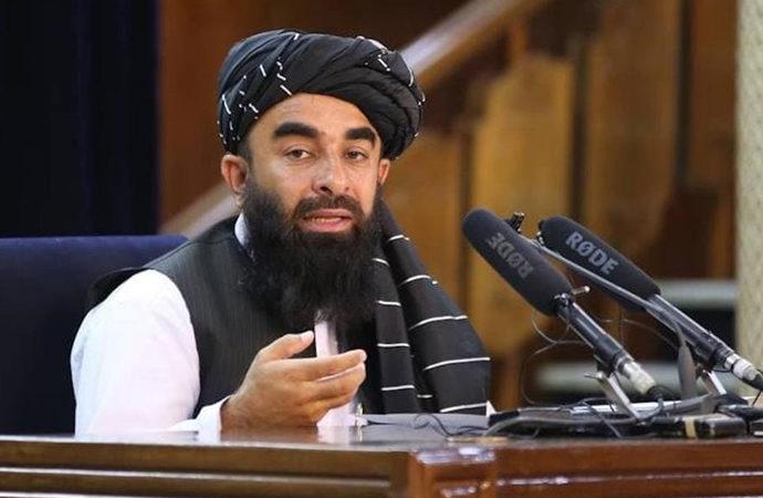 Taliban, BM Genel Kuruluna katılma talebinde bulundu