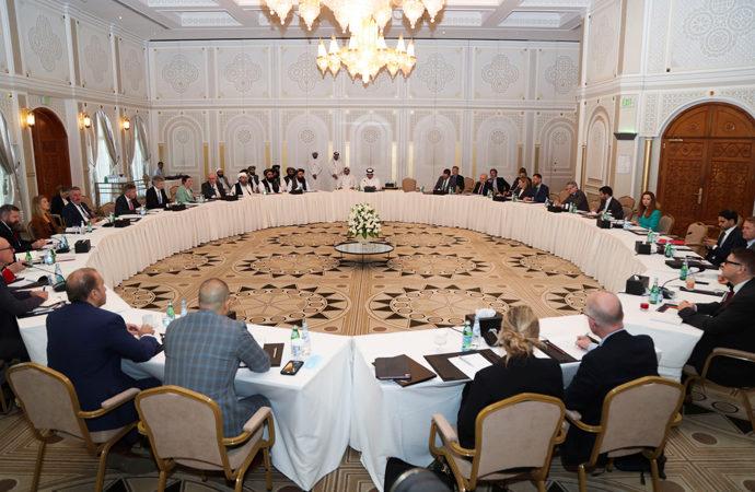 ABD-Taliban toplantısı için 'profesyonel' ifadesi