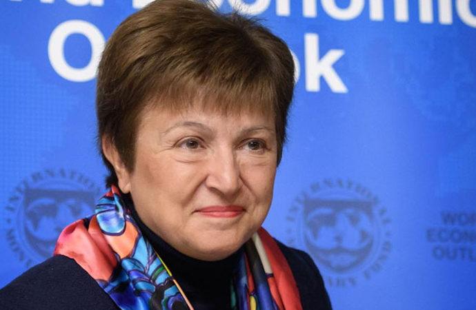 IMF İcra Kurulu, ispatlanmış usulsüzlüğüne karşın Georgieva'yı korudu