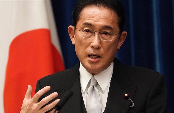 """Japonya'nın yeni başbakanı """"ABD ile ittifak"""" vurgusu yaptı"""