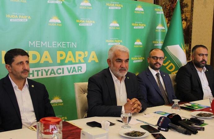 Hüda Par'dan Başkanlık sistemine destek