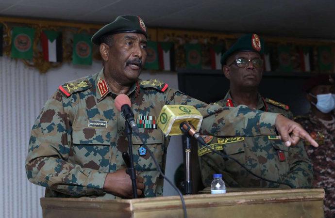 ABD, Sudan'ın tamamen sivilleşmesini istedi