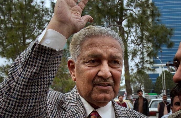 Pakistan'ın nükleer teknolojisinin babası: Dr. Abdul Kadir Han