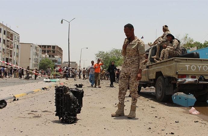 Yemen'de, BAE destekli güçler arasında bölünme