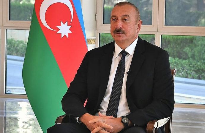 """Azerbaycan İsrail'i bölgeye getirdi"" sözlerine tepki gösterdi"