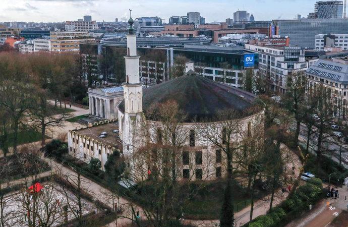 Belçika'da, imam maaşları ve cami ruhsatları ile ilgili kararlar