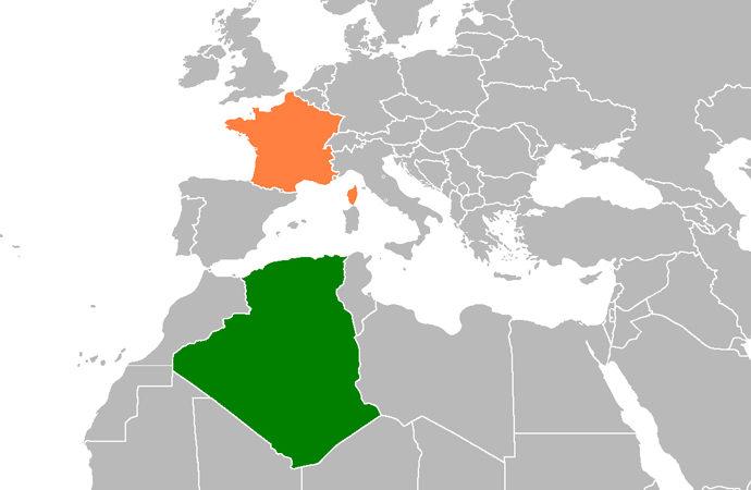 Cezayir: Fransa, egemenliğimize tam saygı duymalı