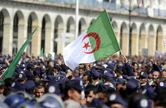 Fransa'nın Cezayir'deki sömürge faaliyetleri