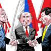 Çin, ABD ve Rusya'nın hedefleri, Paris İklim Anlaşması ile uyuşmuyor!