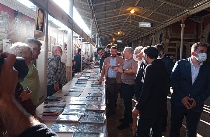 Bu yıl Dergiler Fuarını 20 bin kişi ziyaret etti