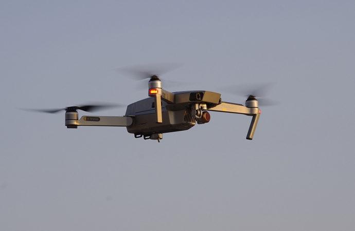 Kanada'da organ taşıma drone ile yapıldı