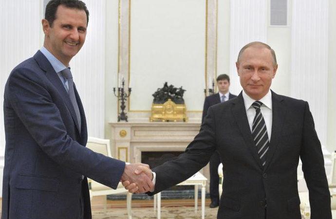 Ürdün'de hazırlanan, Suriye hakkında 'gizli belge'