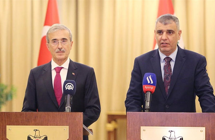 Türkiye'den Irak'a teknoloji aktarılacak