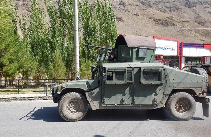 Kabil'de Taliban ile DEAŞ arasında çatışma