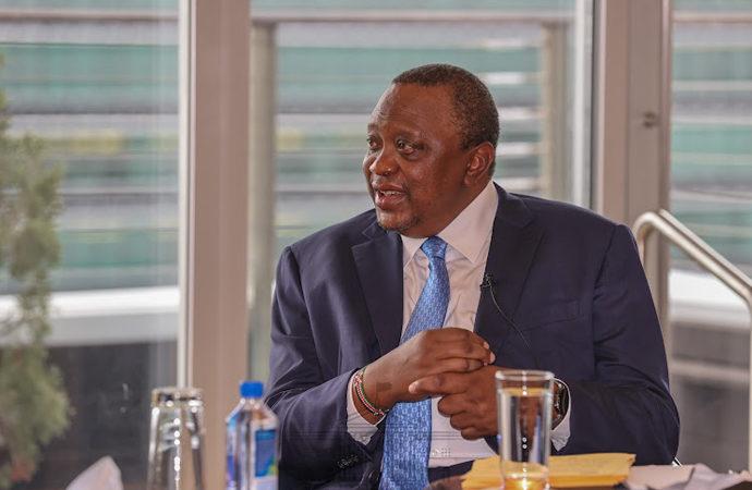 Kenya Cumhurbaşkanı, Beyaz Saray'a davet edildi