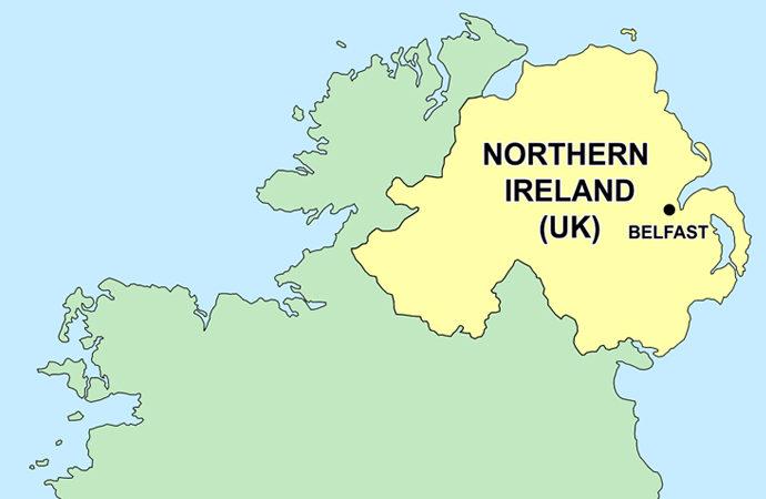 İngiltere ile AB arasında K. İrlanda çekişmesi