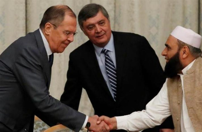 Rusya, Taliban'ı Moskova'ya bekliyor