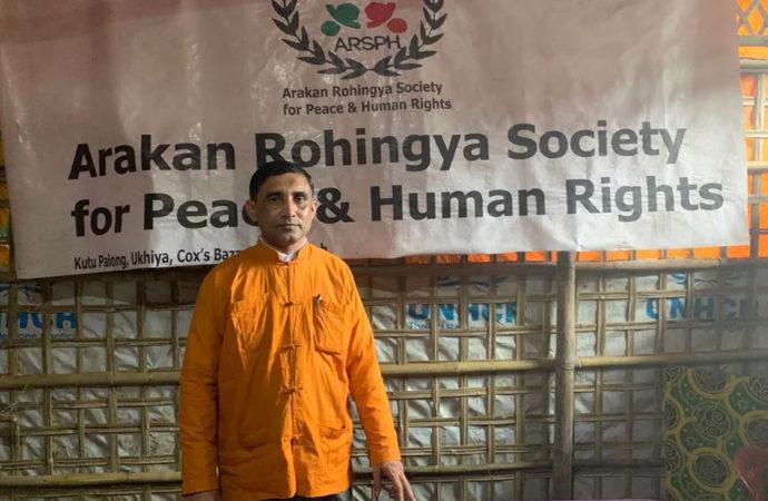 Arakanlı Müslümanların (Rohingya) liderlerinden Mohib Ullah'a suikast