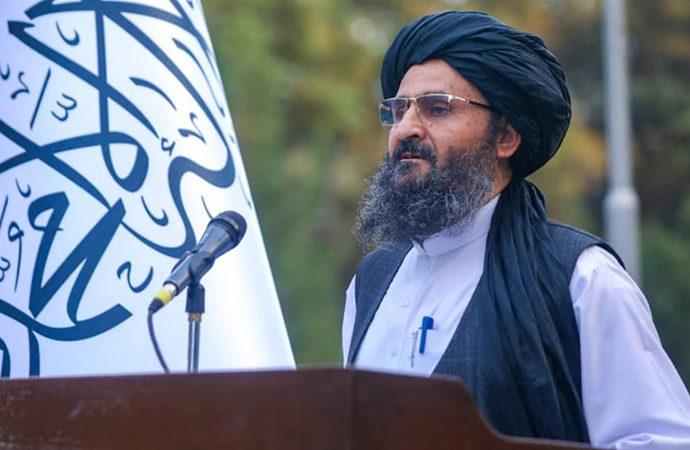 Taliban yabancı diplomatlara resepsiyon verdi