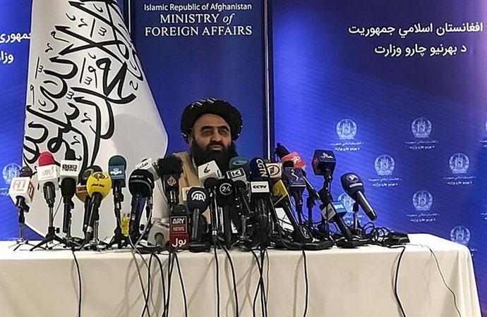 Taliban: ABD ile yeni bir sayfa açma konusunu görüşüyoruz