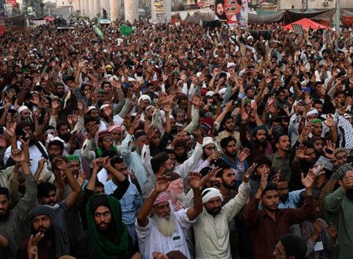Pakistan'da TLP protestosunda 3 polis öldü
