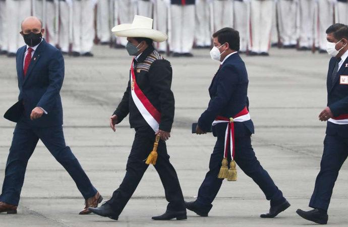 Peru'da hükümet değişimi