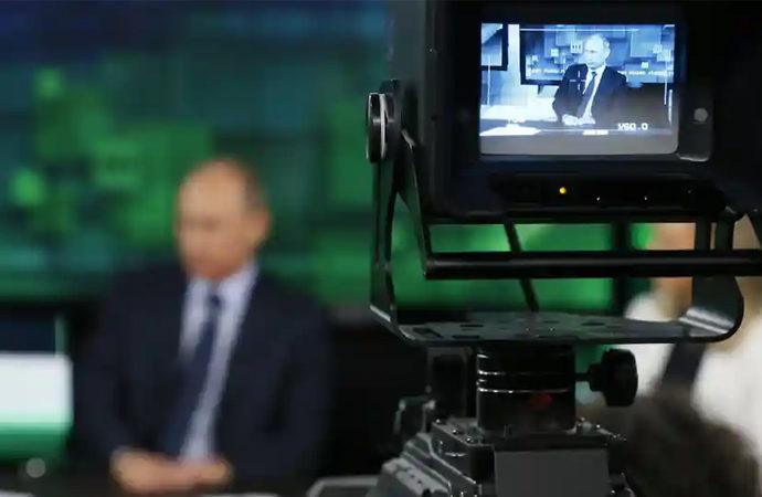 Rusya ile Avrupa arasında 'enformasyon' savaşı