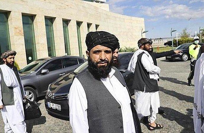Taliban heyetinin Ankara ziyareti