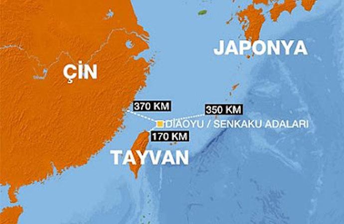 Tayvan'ı Çin ve ABD için önemli kılan özelliği