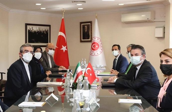 Türkiye-İran istişareleri tamamlandı