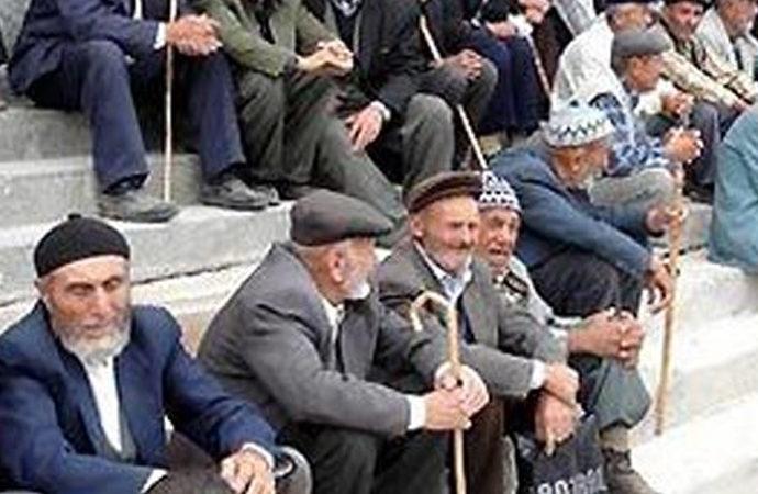 Türkiye'nin yaşlı nüfus oranında 2060'ta beklenen rakam